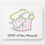 Muffin Mousepad,