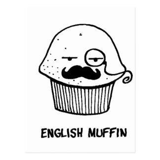 muffin.png inglés tarjeta postal