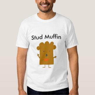 muffin, Stud Muffin Tee Shirt