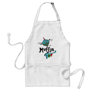 Muffin Top Adult Apron