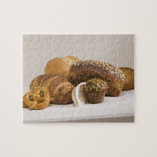 Muffins and dinner rolls jigsaw puzzle