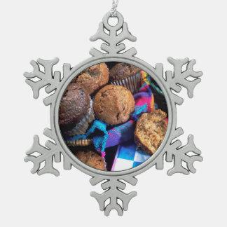 Muffins Ornaments