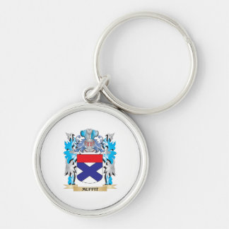 Muffit Coat of Arms - Family Crest Key Chains