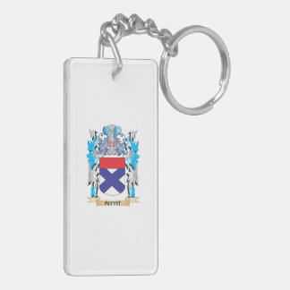 Muffit Coat of Arms - Family Crest Acrylic Keychains