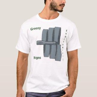MUFFLER BEARINGS? T-Shirt