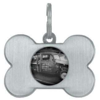 Muffler Shop Pet ID Tag