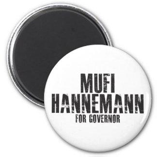 Mufi Hannemann For Governor 2010 Magnet