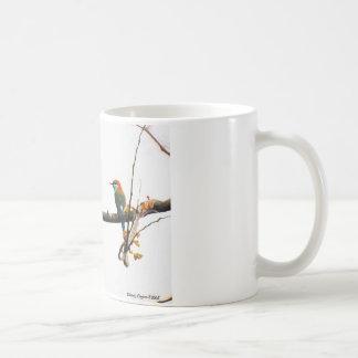Mug 11 0z. Blue throated bee eater bird design