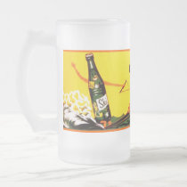 Mug 1950's Retro Advertising Ski Soda TN Nostalgia