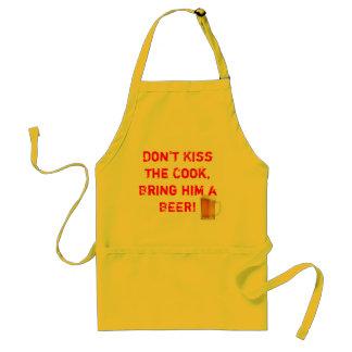 mug 1 Don t Kiss the Cook Bring him a BEER Apron