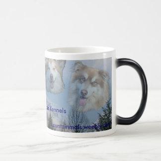 mug#1, Mountain Mals Kennels, mountainmals.weeb... Magic Mug