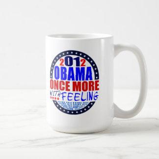 Mug: 2012 Obama - Once More With Feeling