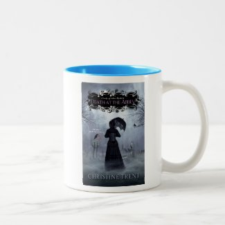 Mug, 2 Tone, Cover, Death at the Abbey Two-Tone Coffee Mug