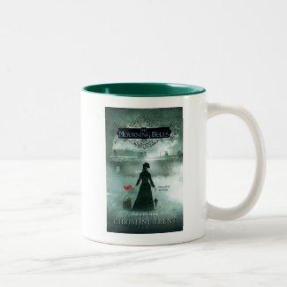 Mug, 2 Tone, Cover, Mourning Bells Two-Tone Coffee Mug