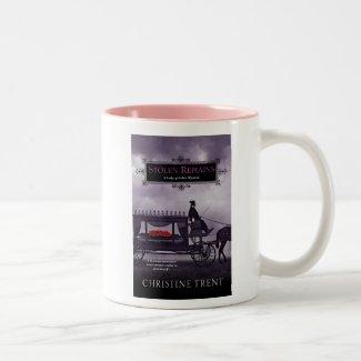 Mug, 2 Tone, Cover, Stolen Remains Two-Tone Coffee Mug