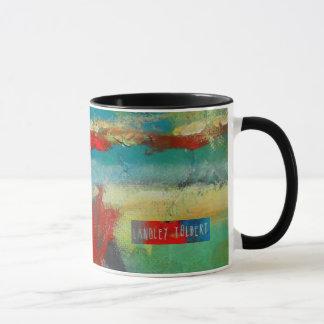 "Mug, Abstract Art ""Adrenalin Rush"" Mug"