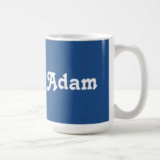 Mug Adam