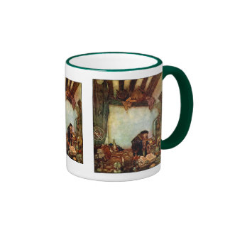 Mug: Alchemist and His Gold by Edmund Dulac