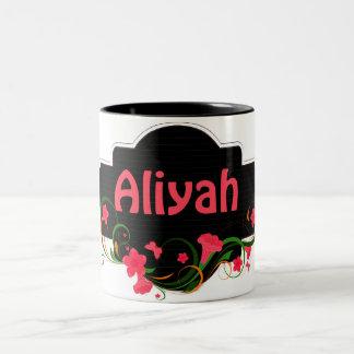 Mug Aliyah