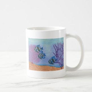 Mug: Angel Fish Coffee Mug