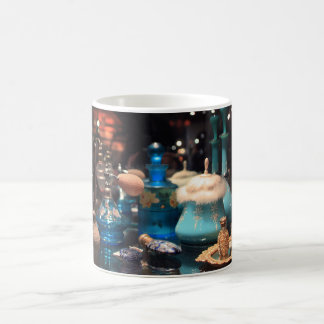 Mug - Antique Perfume Bottles