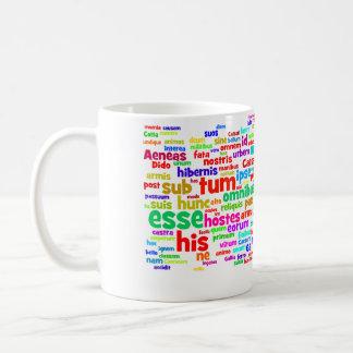 mug: ap latin 200 main words