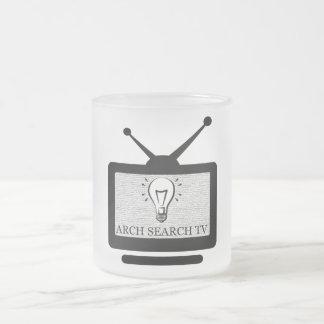 Mug Arch Search TV - 296 ml Fosco Glass