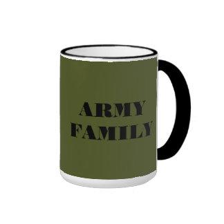 Mug Army Famly