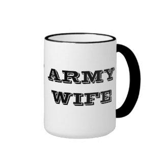 Mug Army Wife
