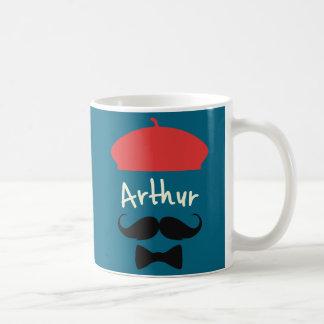 Mug Arthur by Ciel My Moustache