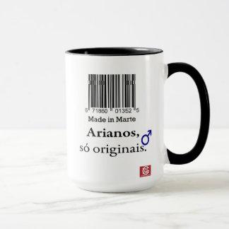 "Mug ""Aryan Made in Mars """