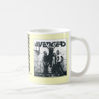 Mug Avengers We Are The One (X) Dangerhouse