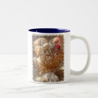 Mug - Bantam Cochin