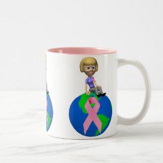 Mug - Battle Breast Cancer Together