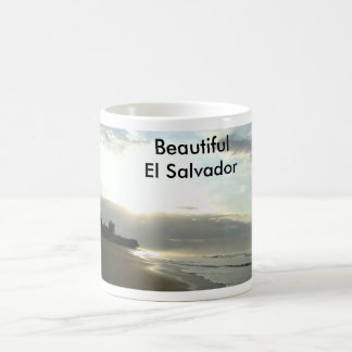 Mug, Beautiful El Salvador Classic White Coffee Mug