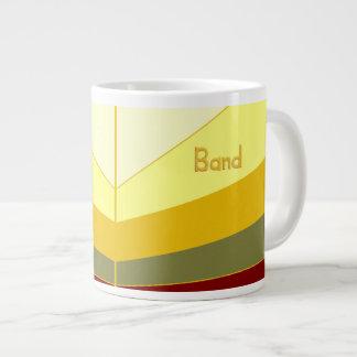 Mug/Becher:  The Big Print Band Method Giant Coffee Mug