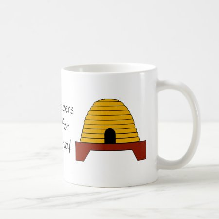 Mug - Bee Keepers do it for the honey!
