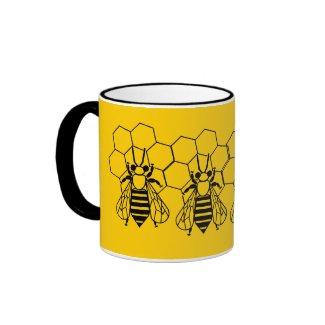 Mug - Beekeeper zazzle_mug