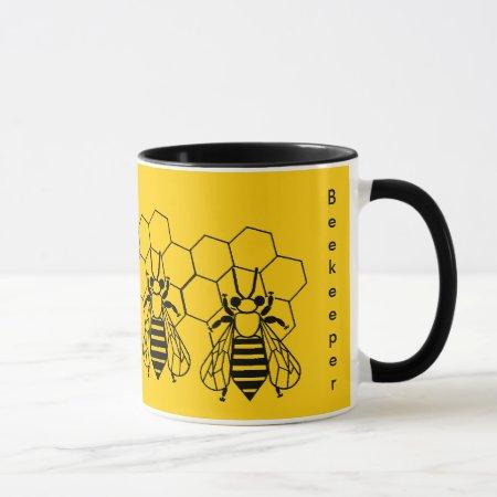 Mug - Beekeeper