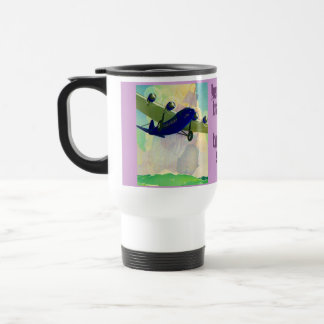 Mug BERMUDA TRIANGLE TWILIGHT ZONE Mystery Travel