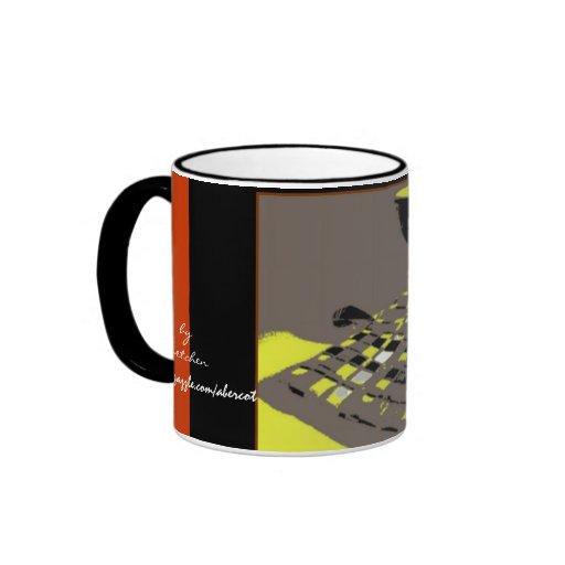 Mug, Beverage - Ribbons of Color Tea Trivet