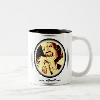 Mug-Big Bite logo two tone Two-Tone Coffee Mug