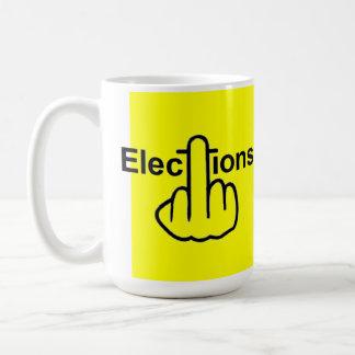 Mug Bird Flipping Elections Flip