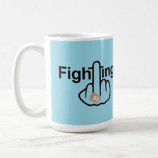 Mug Bird Flipping Fighting Flip