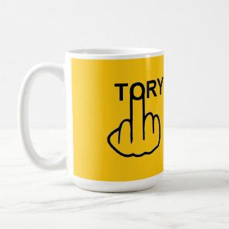 Mug Bird Flipping Tory Flip