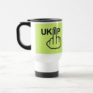Mug Bird Flipping UKIP Flip