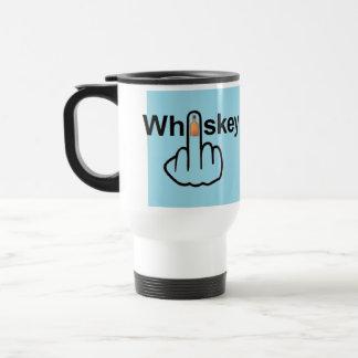 Mug Bird Flipping Whiskey Flip