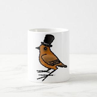 "Mug ""Bird with the hat """