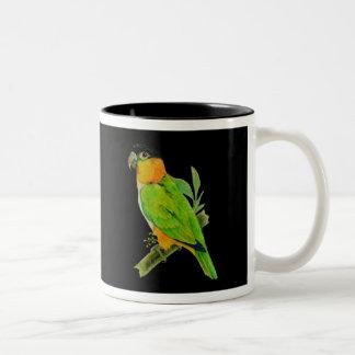 Mug - Black Headed Caique