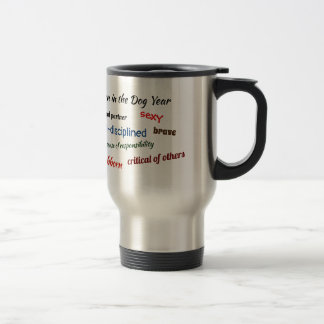 Mug Born In the Dog Year
